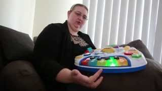 Baby Einstein Musical Activity Table   Full Review