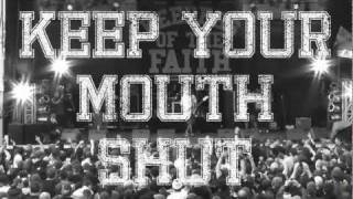 Terror - Keep Your Mouth Shut (DVD Live Clip)
