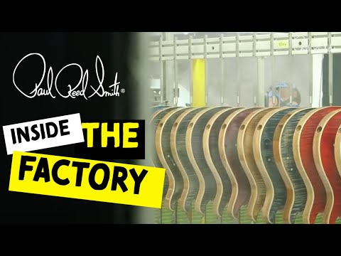 What's inside the PRS Factory?