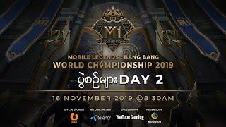 Baixar VOD: MLBB World Championship 2019 Day 6 Playoffs 2 (MM)
