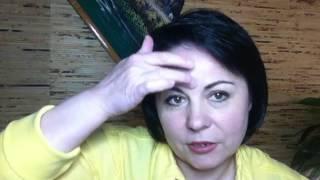Разглаживаем лоб и убираем морщины на переносице(Подписывайтесь на наш канал
