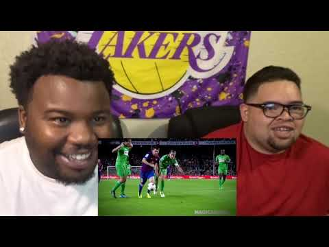 DAMN THAT MAN TOO GOOD!!-Lionel Messi - The Worlds Greatest - New Edition - HD REACTION