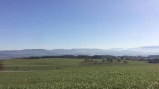 スイス発 青空広がるアールガウ州をドライブ【スイス情報.com】