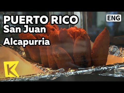 【k】puerto-rico-travel-san-juan[푸에르토리코-여행-산후안]튀김만두,-알카푸리아/alcapurria/fried-dumpling/restaurant/pina