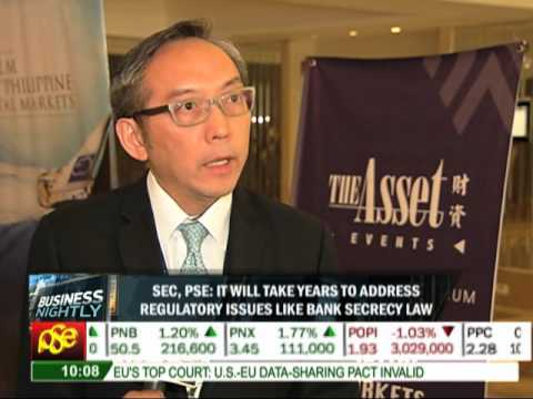'PH stock market not yet ready for ASEAN link-up'