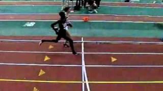 Bernard Lagat  American 2 mile indoor record