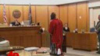 How not to appear in court