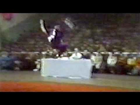【武術】1984 男子地躺拳 王建軍(北京) / 【Wushu】1984 Men Ditangquan Wang Jianjun(Beijing)