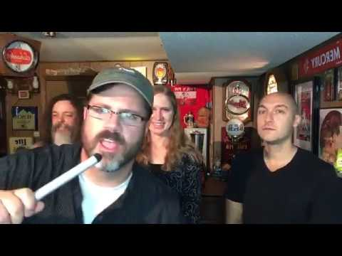 Paul's Pub Webisode 34  MOAB Spicy Chocolate Bar Challenge and comedian Paul Gregory