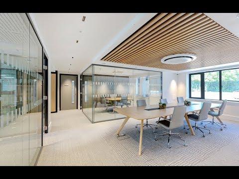 Executive Office Design & Build Project - Hampshire