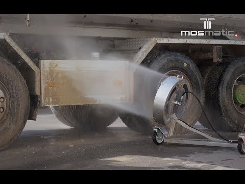 MOSMATIC | High Pressure Cleaning Movie 2018
