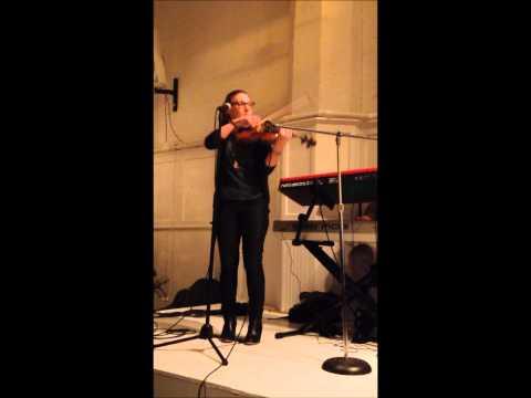 Amanda Bailey- Clint Eastwood (Gorillaz cover) @ The Gala Chicago