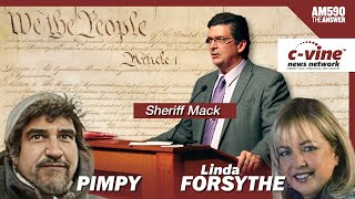 """AM590 Talk-Show - """"The Truth""""  for 10/07/21 - Interview with Sheriff Mack"""