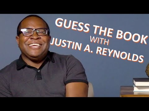 Can You Guess the Book? 🤔| Justin A. Reynolds Plays an Epic YA Trivia Game!