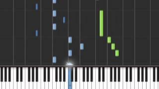 Paramore - Last Hope - EASY Piano Tutorial