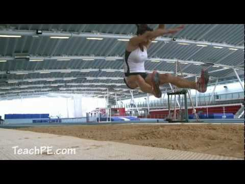 How to Long Jump (with Pictures) - wikiHow