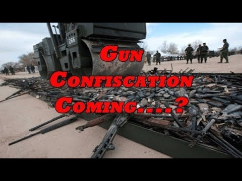 GUN CONTROL = CIA OPERATION (Mkultra) - 1BUV