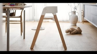 Stokke® Steps™ - The versatile bouncer and highchair combination (OFFICIAL DEMO)
