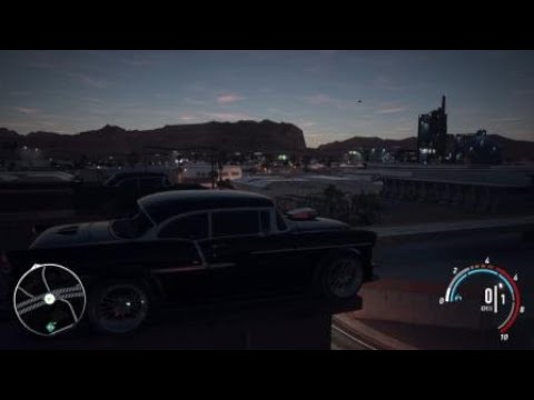 Need For Speed Payback Chevrolet Bel Air 1955 Bouncing Youtube