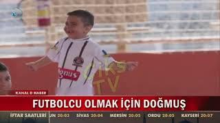 Bu Çocuk Messi'den Bile Yetenekli ! Futbolcu olmak için doğmuş