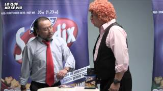 Selz Saladix Video Prohibido sin censura de Guru Guru, profesor rossa y don carter.