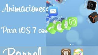 Barrel  - Animaciones al cambiar de pagina - (iOS 7x) iPhoneatyko