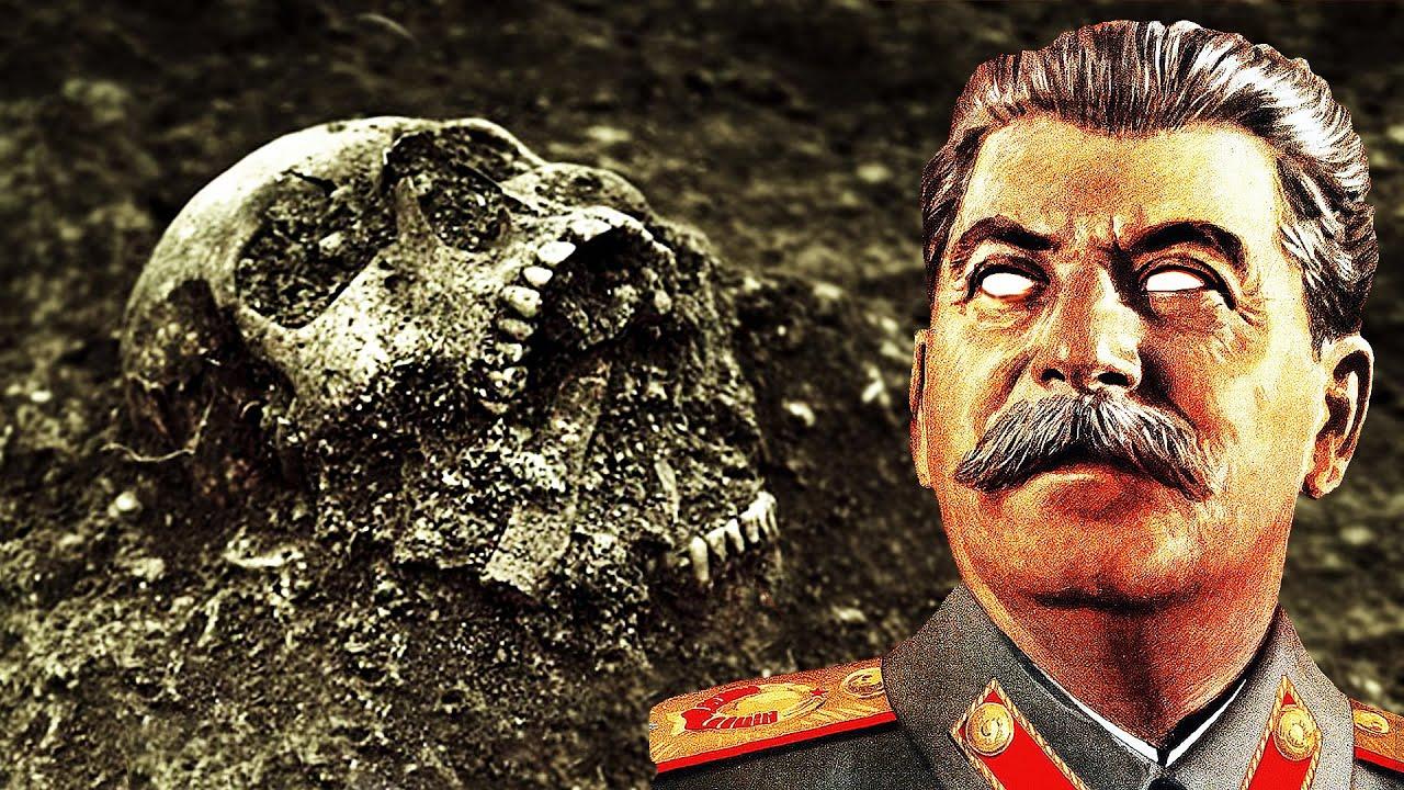 La Isla CANÍBAL de Stalin | El Horror de Nazinsky...