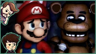 MARIO VS. FIVE NIGHTS AT FREDDY