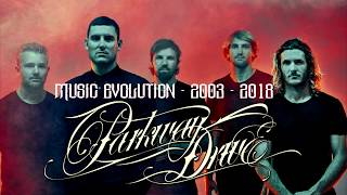 Parkway Drive - Music Evolution (2003 - 2018)