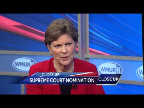 CloseUP: Jeanne Shaheen on opioid epidemic, Supreme Court