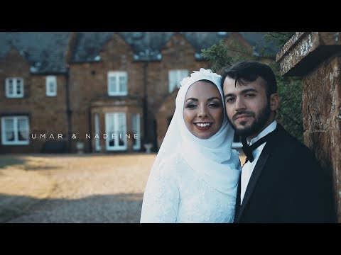 BEST WEDDING • UMAR & NADEINE • NORTHAMPTON
