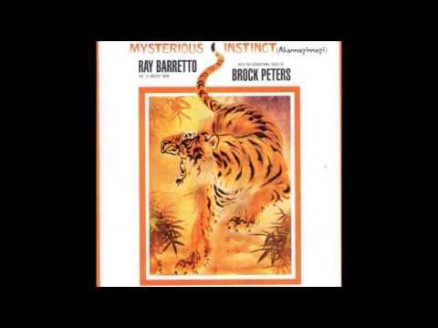 RAY BARRETTO & BROCK PETERS Sorrow Valley