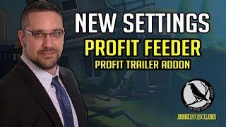 New PT Feeder Settings & Download