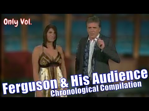 Craig Ferguson & His Audience, 2008 Edition, Only Volume
