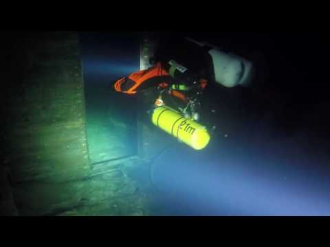 Montola Mine - Semi Openwater and tunnels - 13.7.2016