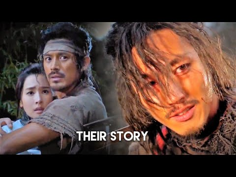 The Story of Daegil, Eonnyeon, & Song Taeha ✘ Time [Chuno/Slave Hunters]