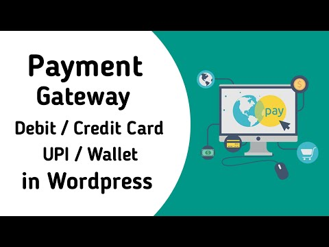 how-to-add-payment-gateway-in-wordpress-2020-|-debit-/-credit-card,-wallet-and-upi-payment-(hindi)
