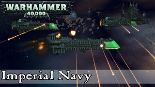 Warhammer 40000 Mod Imperial Navy - Star Wars Empire at War Mod - Warhammer 40000 Fire in the Sky