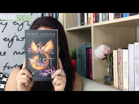 What Bron's Reading: Flame in the Mist by Renee Ahdieh