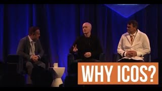 QUICK TAKE! Why the ICO explosion? Coinbase CEO Brian Armstrong & Tim Draper DFJ make the case