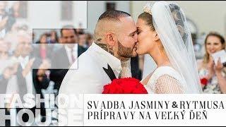 Jasmina & Rytmus naša svadba