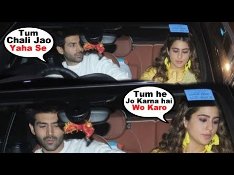 sara-ali-khan-f!ght-with-bf-kartik-aryaan-in-the-car-during-love-aaj-kal-2-promotions