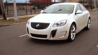 2012 Buick Regal GS video - Autoweek