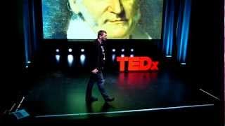 O kierowcach, ktorzy chca jezdzic przepisowo: Pawel Tkaczyk at TEDxCzwartekHillCinema
