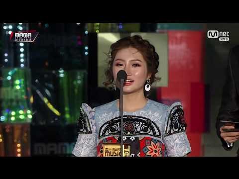 ORANGE - NGƯỜI LẠ ƠI + BEST NEW ASIAN ARTIST VIETNAM - @ 2018 MAMA PREMIERE IN KOREA | 1080p 60fps