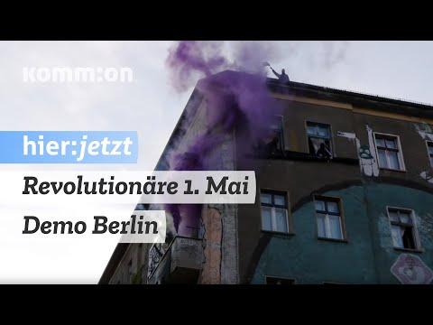 Revolutionäre 1 Mai-Demonstration
