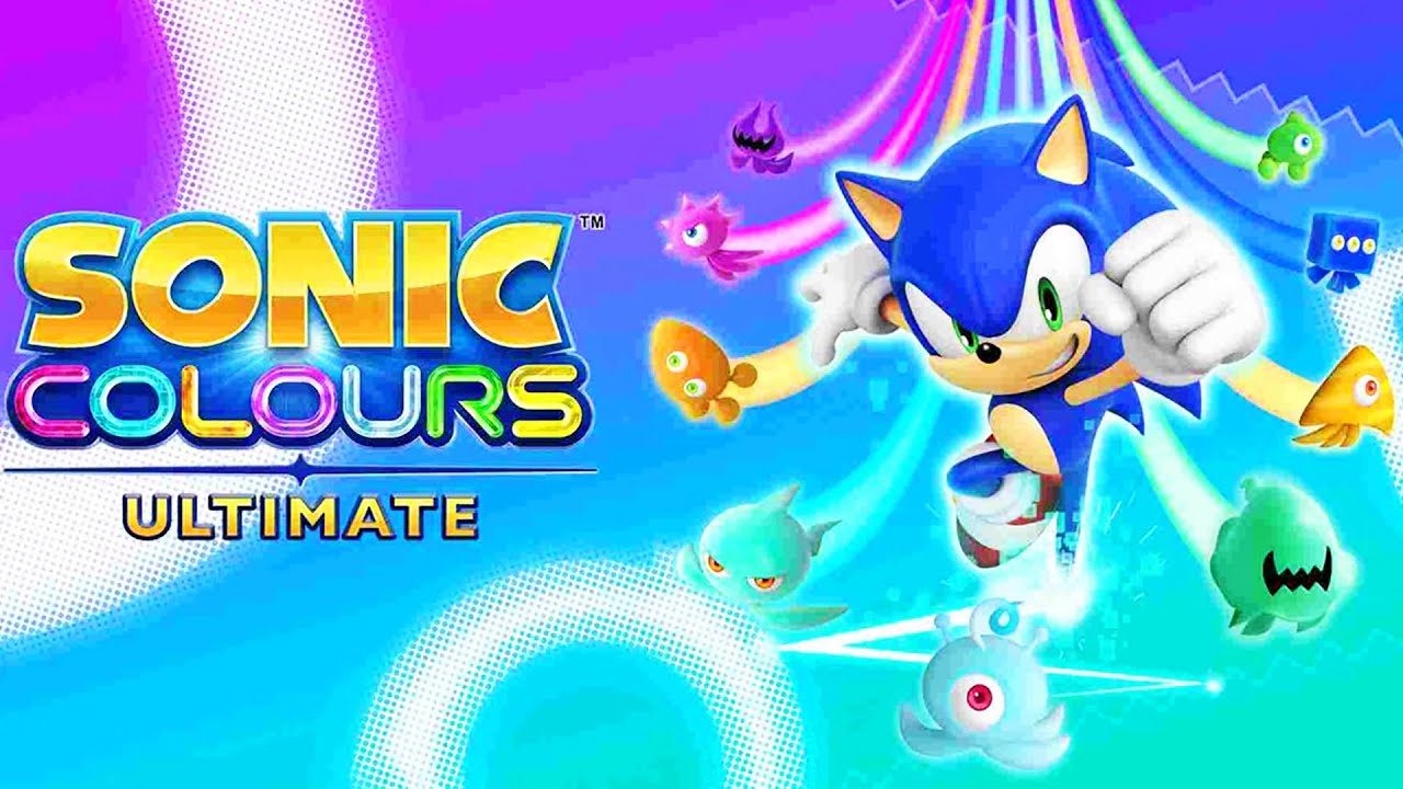 Sonic Colors Ultimate: Primeira Gameplay