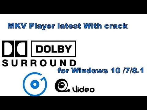 MKV Player latest With crack for Windows 10 /7/8 1