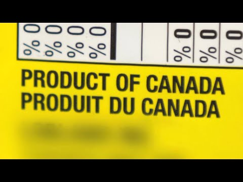 Labelling - How To Identify Canadian Food