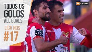 Todos os golos da jornada (Liga 19/20 #17)